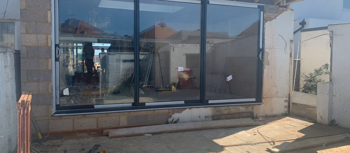 Property extension in Worthing